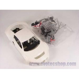 Carroceria Audi R 8 en kit