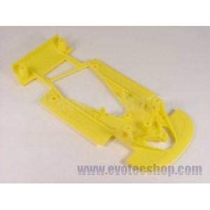 Chasis Mosler EVO 4 p/bancada triangular Extralight amarillo