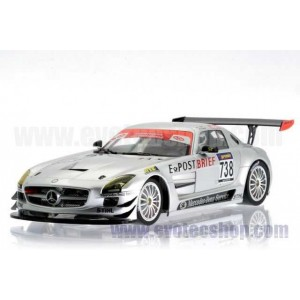 Mercedes SLS GT3 VLN Winner 739