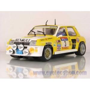 Renault 5 Turbo Tour de Corse España 83