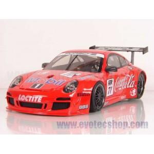 Porsche 997 Coca Cola
