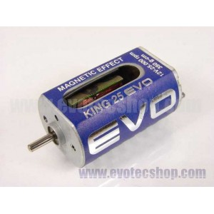 Motor King 25000rpm EVO 350gr/cm 12V Caja Larga High Magnet