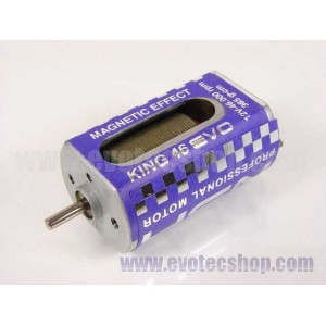 Motor King 46000rpm EVO 365gr/cm 12V Caja Larga High Magnet