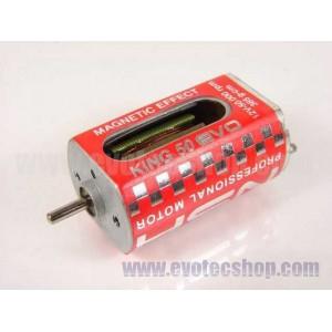 Motor King 50000rpm EVO 365gr/cm 12V Caja Larga High Magnet