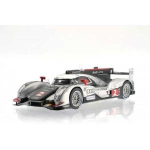Audi R18 TDI 2 LeMans 2011. Winner, M. Fassler, A. Lotterer y B