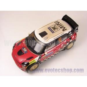 MINI COUNTRYMAN WRC 37 Efecto Barro / D.Sordo-C.D