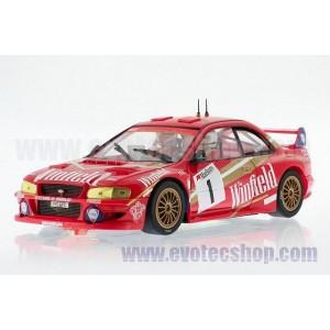Subaru Impreza WRC Winfield Inline