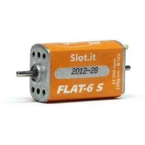 Motor FLAT6-S de 22500rpm Caja larga