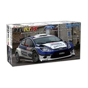 Kit 1/24 Ford Fiesta S2000