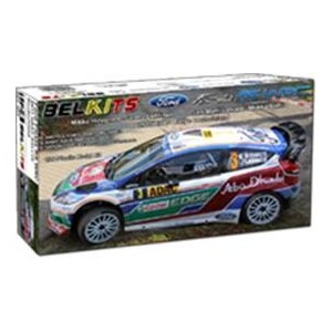 Kit 1/24 Ford Fiesta WRC