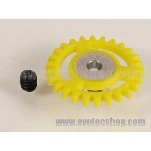 Corona anglewinder 26 dientes plastico 16 mm