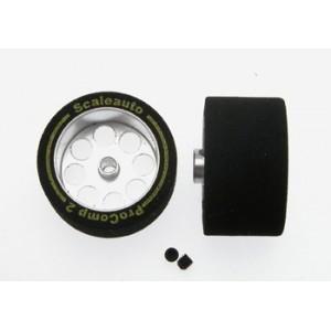 Rueda Espuma 27,5x16mm Ll. 21 aligerada Procomp 2