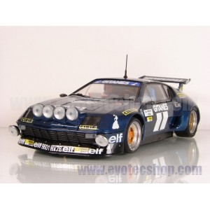 Renault Alpine A 310 V6 Rally du Var 1976