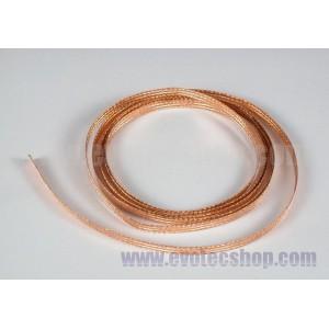Trencilla rollo 1m Cobre ultrafina 0,16mm