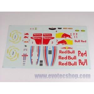 Calca Red Bull Vettel/Webber GP Formula