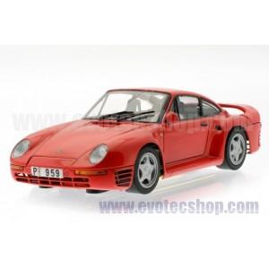 Porsche 959 Street Car Rojo