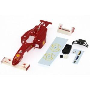 Carroceria GP Formula Ferrari nº 5