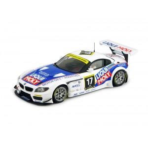 Bmw Z4 GT3 24H. Dubai 2011 n17 Team Engstler