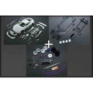AM DBR9 Kit Carrocería+Kit Chasis inline +Mecánica