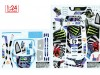 Calca CRP 1/24 Ford Fiesta Block Mexico