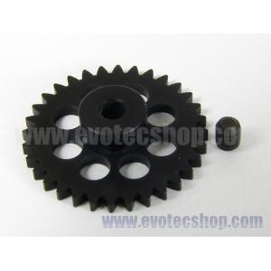 Corona Z32 Sidewinder Negro 18 mm.