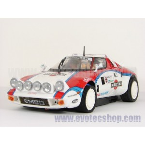 LANCIA STRATOS Tac Rally