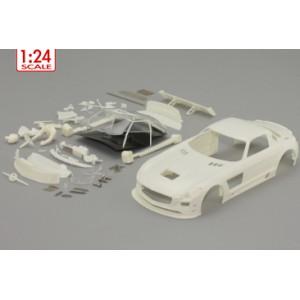 Carrocería Mercedes SLS AMG GT3