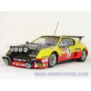 Renault Alpine A 310 V6 Calberson