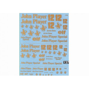 Calcas John Player Special