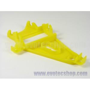 Bancada Triangular EVO amarilla p/coronas 16.8