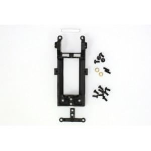 Soporte Motor In-Line RT3. Offset -0.5mm