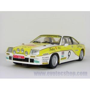 Opel Manta 400 Finley Sainz-Orozco Catalunya 1984