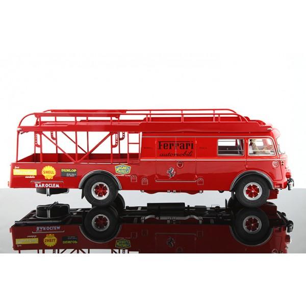 Transport Ferrari: Camion Fiat Bartoletti 642 Ferrari Transporter [RCLET01