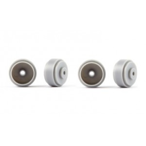 Llanta Pro Plastico 15,8 x 8,2 mm 0,7grs 4Uds
