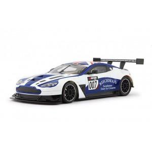 ASV GT3 British GT Championship white/blue 007