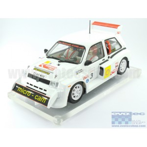 Mg Metro 6R4 Donegal Rally 2006 Chasis Home Series