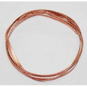 Trencilla de cobre CB RACE 0,25 mm Rollo 1m