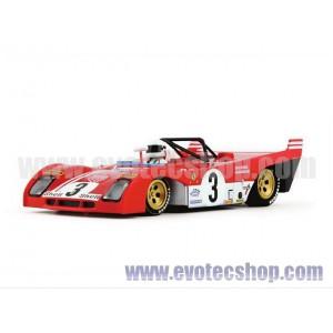 Ferrari 312 PB 3 Monza 1972 Redman-Merzario