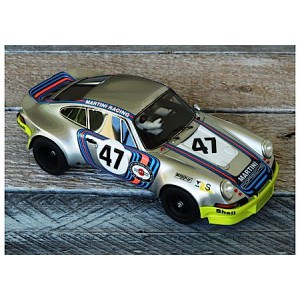 Porsche 911 Carrera RSR 47 24H. 24H LeMans 1973.