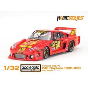 Porsche 935-77 24h Daytona 1980 30 Electrodyne