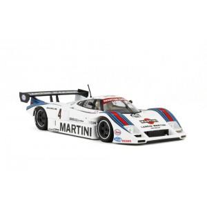 Lancia LC2 n4 2nd 360Km Monza 1986