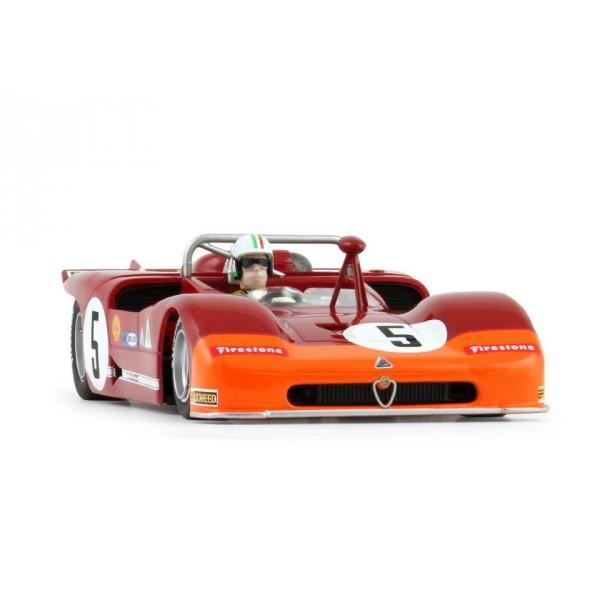 Alfa Romeo 33/3 5 Targa Florio Winner 1971 [SICA11F