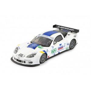 CORVETTE C6R Luc Alphand Aventures Le Mans Series