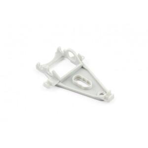 Soporte motor sidewinder triangular duro blanco