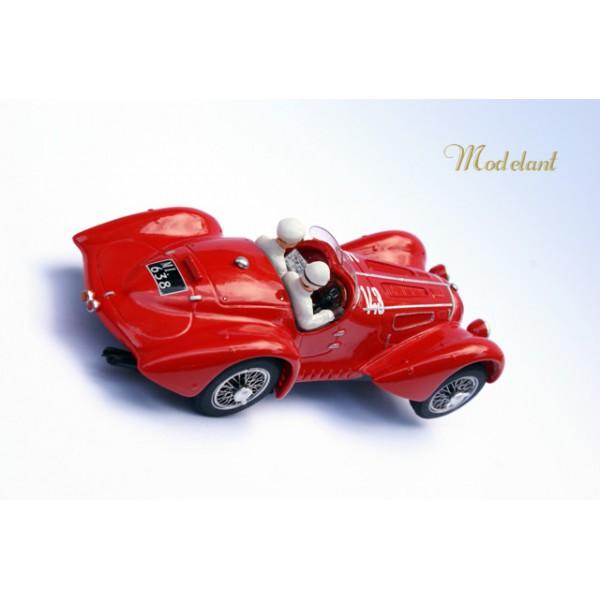 Alfa Romeo 8C 2900B 1/32 [M02]