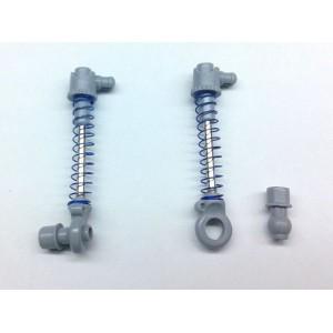Amortiguador regulable rotula RB x 2