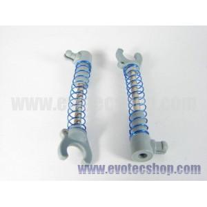 Amortiguador Standard eje metal horquilla x2