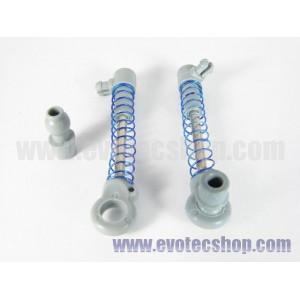 Amortiguador Standard eje metal Rotula R x2