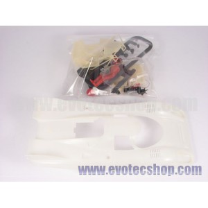 Carroceria Porsche 917 DOUBLE FIN  en kit