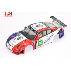 Carroceria Porsche 911 GT3 RSR Matmut LM 2011